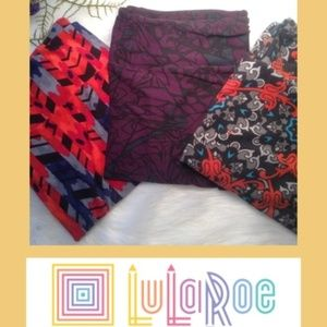 LulaRoe Leggings Bundle Tall and Curvy